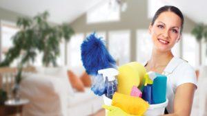 услуги по уборке помещений в калининграде